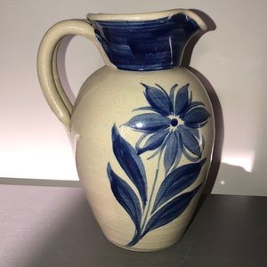 Williamsburg Pottery Factory-Pitcher/Vase 2003